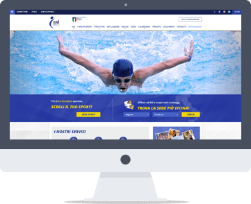 portali per aziende, gestionali ed intranet aziendali, siti web ad hoc per organizzazioni