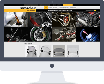 Ecommerce, siti web, negozio onlline, gestionale, intranet