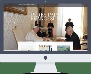 restyling siti web, web agency, siti web per fotografi
