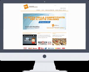 Siti web per industrie, web agency brand identity