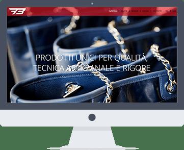 Siti Web per industrie, siti web brand identity, web agency
