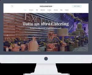 Siti web per aziende, gestionali ad hoc, siti web per servizio catering, siti web per location