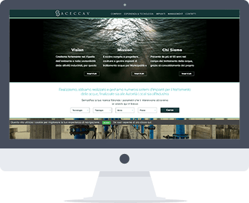 Siti web per aziende, gestionali, intranet